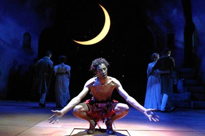 the role of puck in a midsummer nights dream by william shakespeare The roles of the lovers are taken by a discover a midsummer night's dream english national opera is a charitable company limited by guarantee.